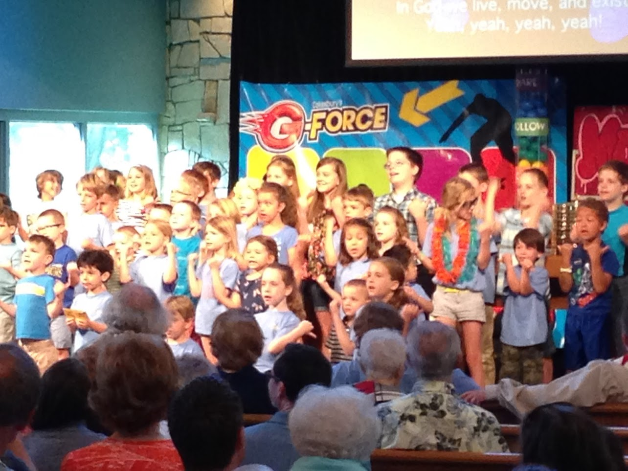 VBS Performance